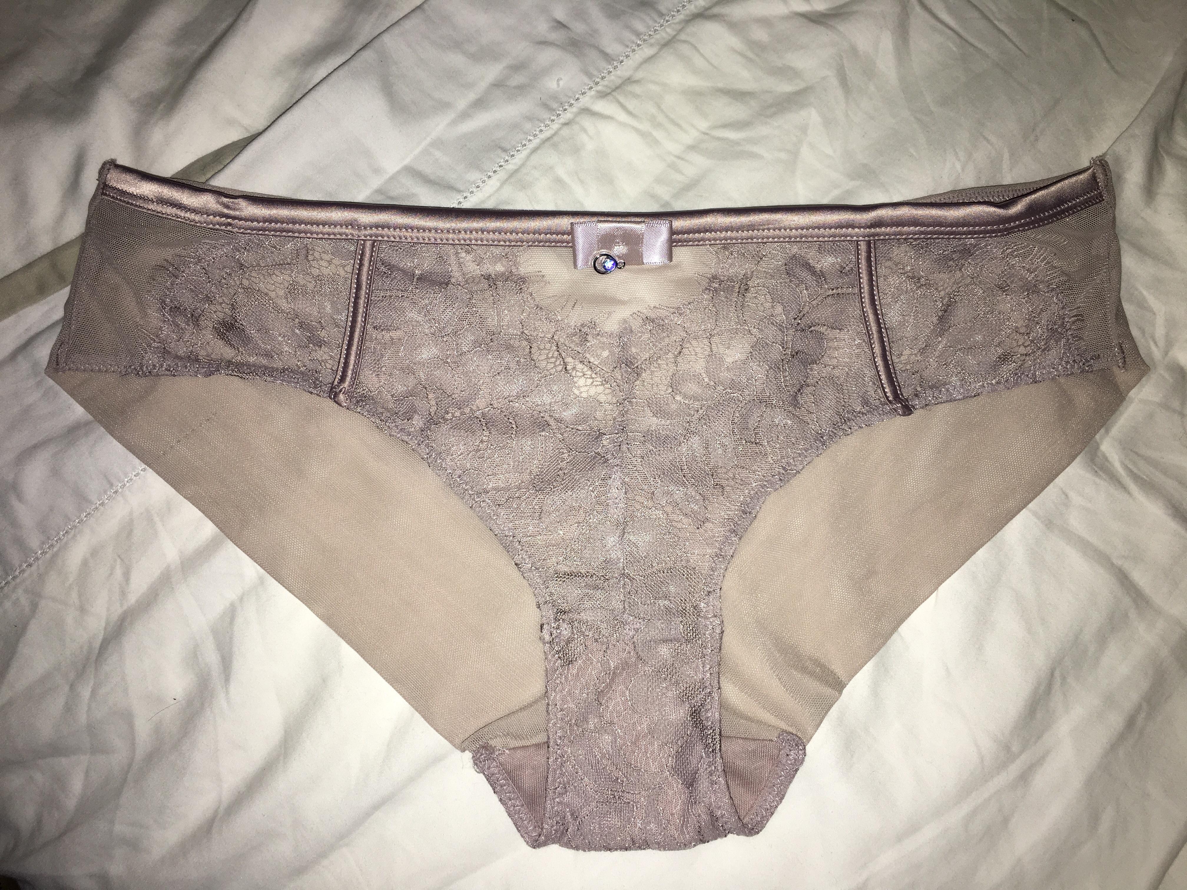 Beautiful beige panties
